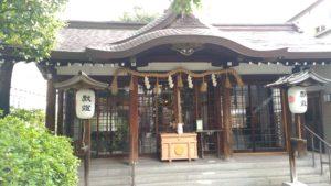 サムハラ神社